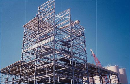 Company Profile - Yerevan Steel Construction Co LLC, Sharjah, Dubai